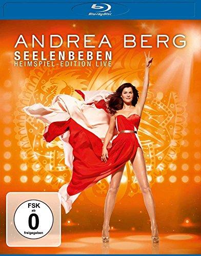Andrea Berg - Seelenbeben - Heimspiel Edition Live [Blu-ray]