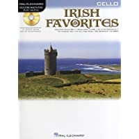 Instrumental Playalong: Irish Favourites - Cello. Partitura, CD per Violoncello