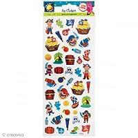 Craft Planet Fun Stickers - Pirates