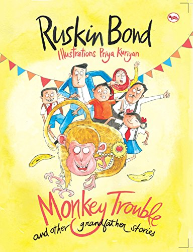 Monkey Trouble and Other Grandfather Stories