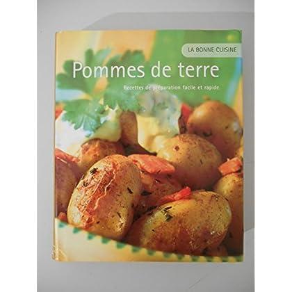 Pommes de terre Recettes de préparation facile rapide / Anony / Réf43746
