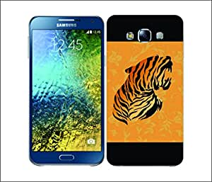 Galaxy Printed 2315 MadCLoak Tiger Hard Cover for Samsung S3 NEO