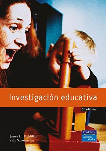 Investigación educativa: Una Introducción conceptual
