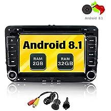 freeauto para VW 7 pulgadas Android 7.1 reproductor multimedia universal para automóvil Navegación GPS automática con