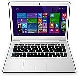 Lenovo U31-70 33,78 cm (13,3 Zoll Full HD IPS Matt) Slim Ultrabook (Intel Core i3-5010U, 2,1GHz, 4GB RAM, Hybrid 500GB + 8 GB  SSHD, Intel HD Grafik 5500, kein Betriebssystem) weiß