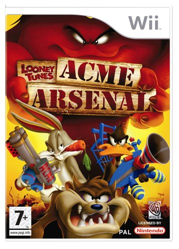 Looney Tunes: Acme Arsenal (wii)
