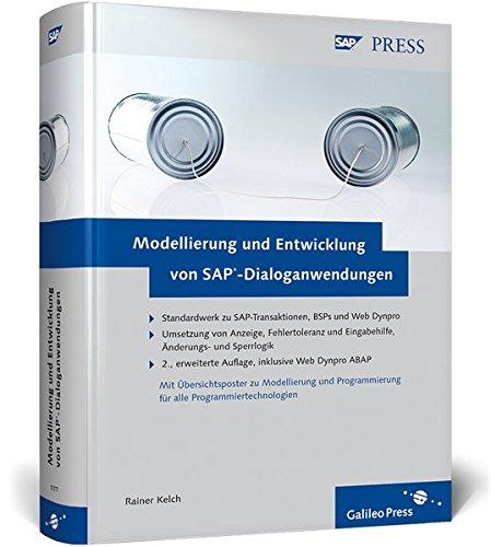 Modellierung und Entwicklung von SAP-Dialoganwendungen (SAP PRESS)