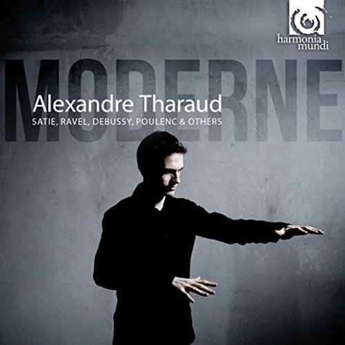 Alexandre Tharaud plays Moderne