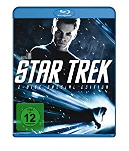 Star Trek (inkl. Wendecover) [Blu-ray] [Special Edition]