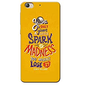 SPARK OF MADNESS BACK COVER FOR LE ECO LE 1S