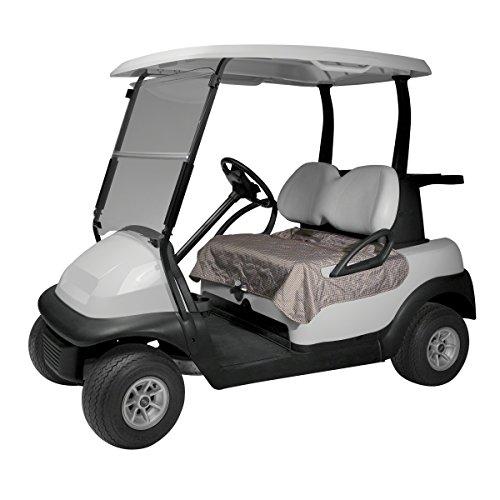 Classic Zubehör Fairway Golf Cart Sitz Decke/Cover, Unisex, Houndstooth