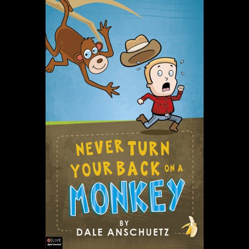 Never Turn Your Back on a Monkey  Audiolibri