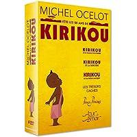 Coffret Les 20 Ans de KIRIKOU : 6 Films (la sorcière-et Les bêtes Sauvages-et Les Hommes et Les Femmes-Trésors cachés Princesses-Azur et Asmar