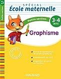 Graphisme Spécial école maternelle Petite section (PS : 3-4 ans)