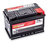 ECTIVE EPC PLUS-Serie | 12V Autobatterie | 8 Varianten: 47Ah - 105Ah | Inkl....