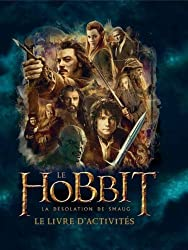 Le Hobbit, la désolation de Smaug : Le livre d'activités