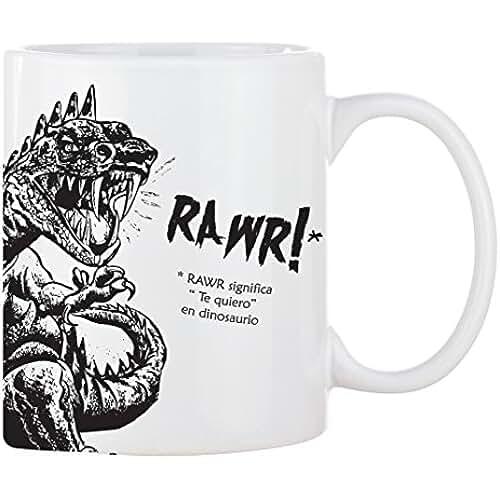 dia del orgullo friki Taza Mug Dinosaurio