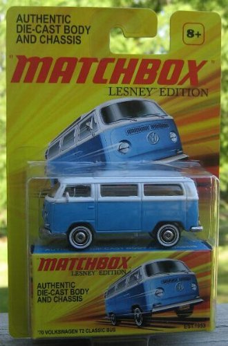 matchbox-2010-lesney-edition-70-volkswagen-t2-classic-bus-die-cast-by-matchbox