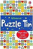 Puzzle Tin (Usborne Activity Tins)