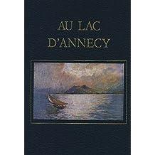 Au lac d'Annecy