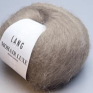 Lang Yarns MOHAIR LUXE, 698.0096 - Sand