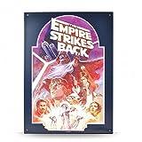 Star Wars - A3 Blechschild - Episode 5 - Das Imperium schlägt zurück