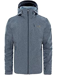 The North Face M Thermoball Triclimate Chaqueta, Hombre, TNF Dark Grey, M