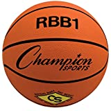 Champion Sports CHAMPION SPORTS CHAMPION BASKETBALL OFFICIAL SIZE (Set Of 3)