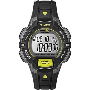 Timex  T5K809 – Reloj de cuarzo unisex, con correa de resina, color