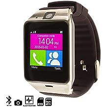 DAM - Gv 18 Smart Bluetooth Watch Brown/Gold