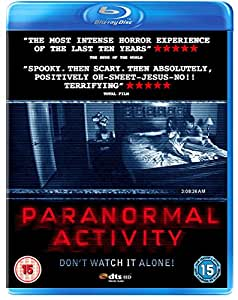 Paranormal Activity [Blu-ray] [UK Import]