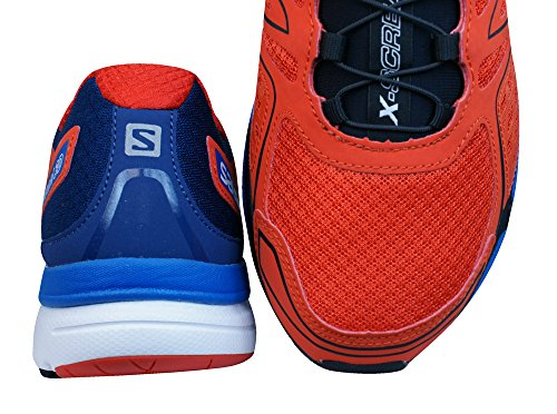 Salomon X-Scream 3D Chaussure Course Trial - AW16 red