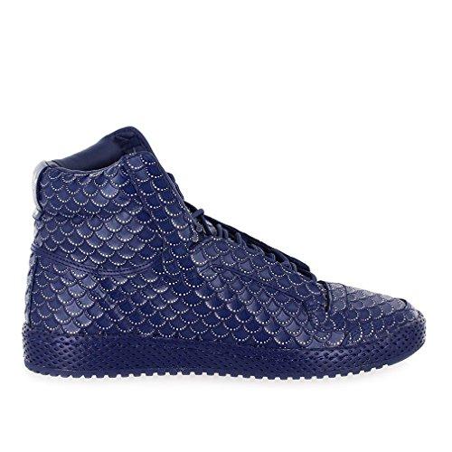 Adidas Originals Top Ten Salut chaussure de basket, blanc / rouge / bleu, 8 M Us Bleu