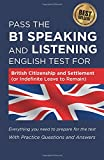Pass The B1 Speaking and Listening English Test For British Citizenship and settlemen...