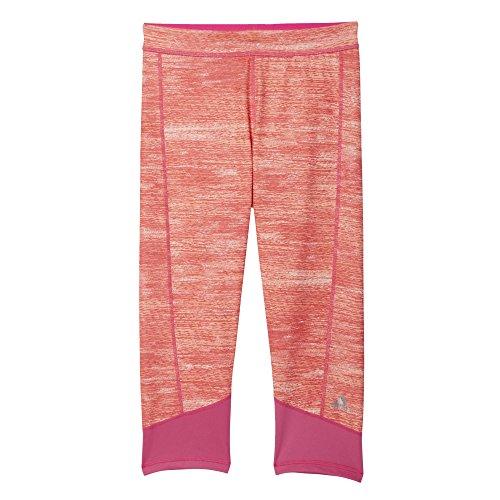 adidas AJ2270 Pantalon Femme Rose/Argenté