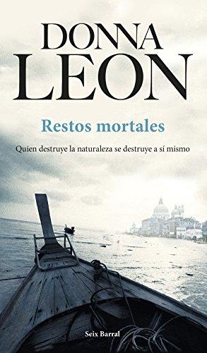 Restos mortales por Donna Leon