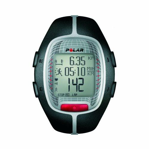 Polar RS300X - Reloj de entrenamiento con funciones de cronómetro y f
