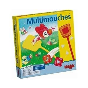 Haba multimouches jeux et jouets - Jeux avec les tables de multiplication ...
