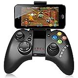 PowerLead Gypo G0052.4G Manette de jeu Bluetooth sans fil pour appareil PC Android DeviceWIN8 et PS3
