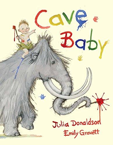 Cave Baby por Julia Donaldson