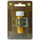 Sugarflair Blossom Tints Essbare Puderfarben Lebensmittelfarbe Fondant Puder Lemon Gelb Yellow Gelb