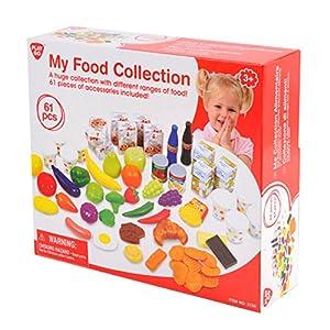 PlayGo 3124-Mein Alimentos Surtido, Cocina de Juguete