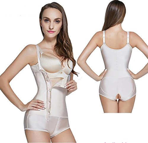 EITBA Breathable Bauch Kontrolle Latex Shapewear Taille Trainer Body Shapers Frauen (Control Shaping Kurze Firma)