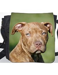 GÜRTELTASCHE Bauchtasche Hüfttasche Bag APT 01 American PIT BULL Pitbull
