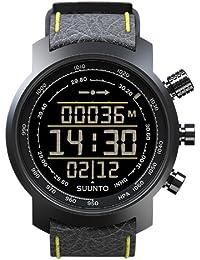 Suunto Herren-Armbanduhr Digital Quarz Leder SS019997000