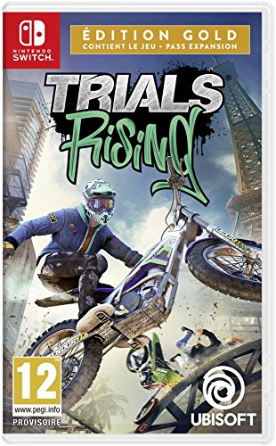 Trials Rising Edition Gold Nintendo Switch