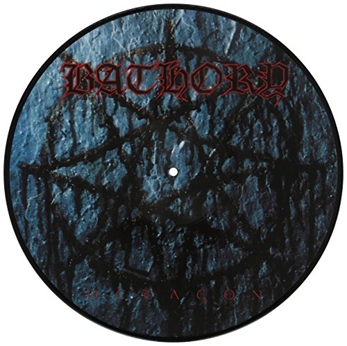 Bathory: Octagon (Picture Disc) [Vinyl LP] (Vinyl)