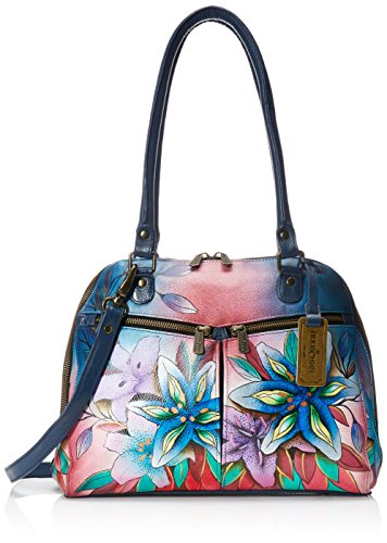 anuschka-hand-painted-luxury-553-leather-zip-around-organizer-satchel-luscious-lilies-denim
