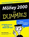 Microsoft Money 2000 For Dummies by P...