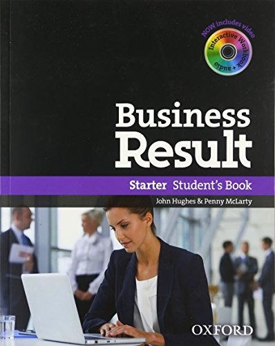 Business Result Starter. Student's Book with DVD-ROM + Online Workbook Pack
